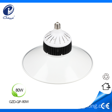 80W professional radiator led warehouse light