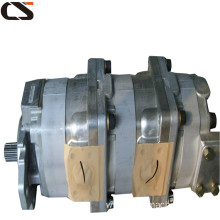 China for Loader Spare Parts,Loader Air Boosting Pump,Loader Hydraulic Cylinder Piston Rod Manufacturers and Suppliers in China WA380-5 loader  705-55-33080 Hydraulic Pump assy supply to Moldova Supplier
