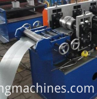 Roll Forming Machine-entry leverling