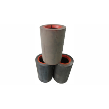 China Manufacturers for Rice Mill Equipment Accessories Rubber Roller for paddy husker supply to Yemen Factory