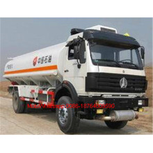 Howo 4x4 Off Road Fuel Tank Truck 6000L