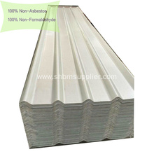 Heat Insulation Fireproof MgO Roofing Sheets