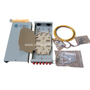 12 Cores Indoor Fiber Optical Terminal Box