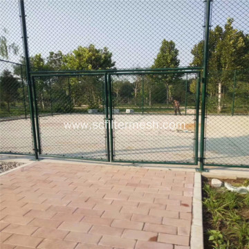 Stadium PVC Chain Link Fence