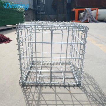 5.0mmFactory Price Gabion Retaining Wall for Garden Fence