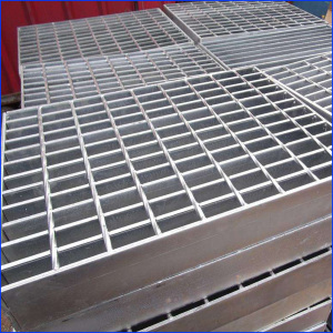 Galvanized Forge-Welded Steel Grating Platform