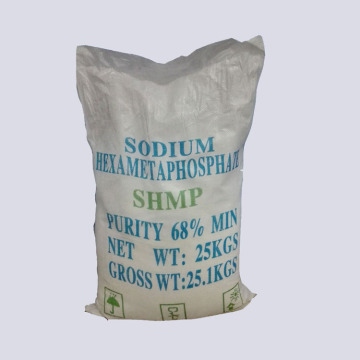 Sodium hexametaphosphate used in food additive SHMP