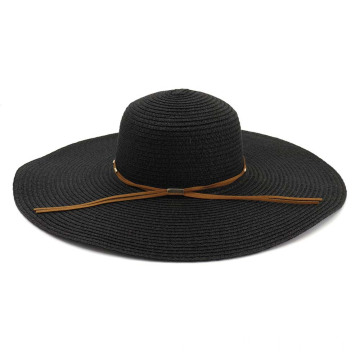 Blank summer straw hat wholesale custom cap