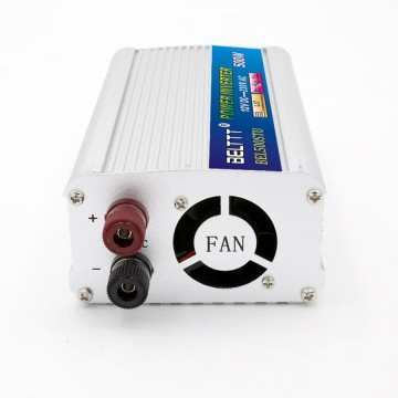 500 Watt High Efficiency Portable Car Inverter