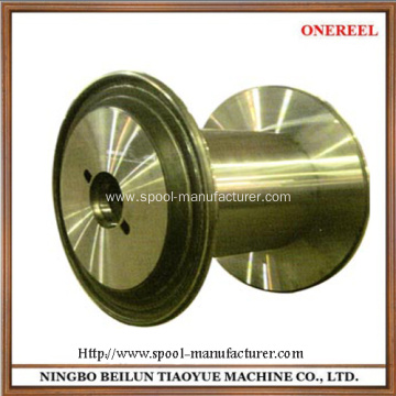 Supply for Stainless Steel Reel metal wire spool rope storage reel export to India Wholesale
