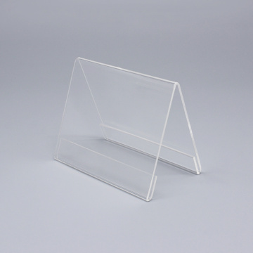 Clear Perspex Display Stand