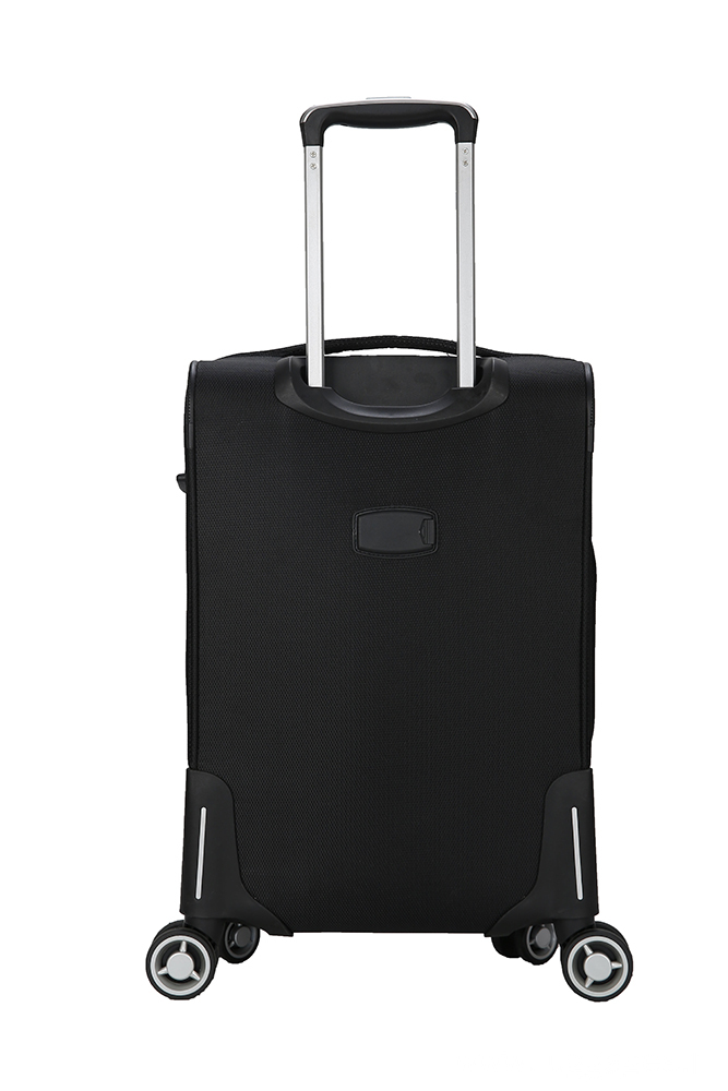 Constrat Color  Expandable Spinner  Luggage