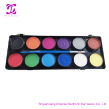 Professional face paint kit wholesale factory body art