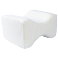 Memory Foam Knee Pillow Support For Back Sleeping