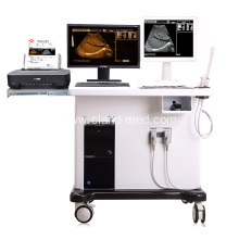 Hospital Digital Trolley Ultrasound Machine with Workstation