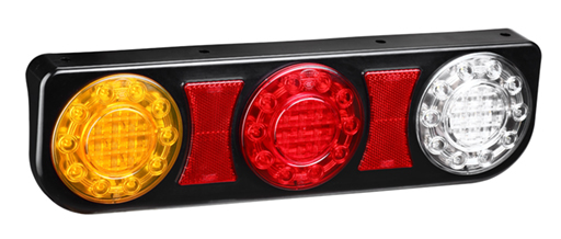 LED Truck Tail Lamps
