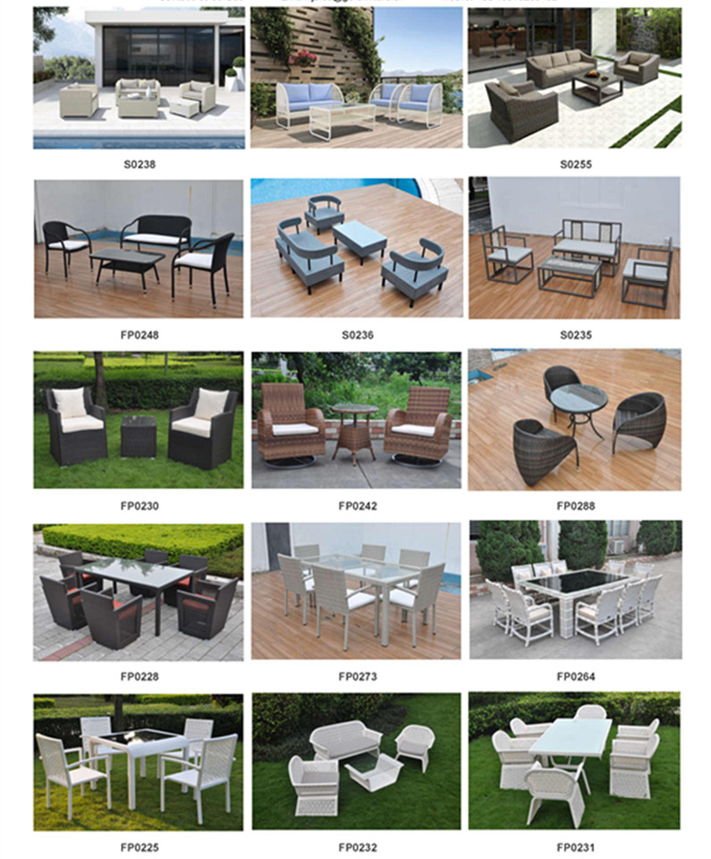 outdoor furniture aluminum