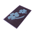 Pattern 12mm plastic cushion foot mat