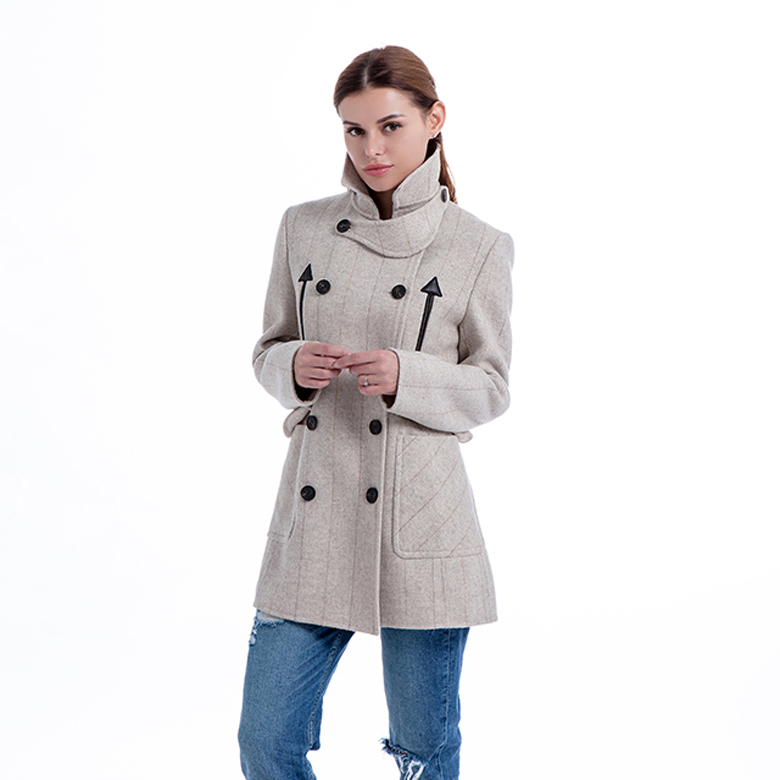 New Model Pure Winter Coat