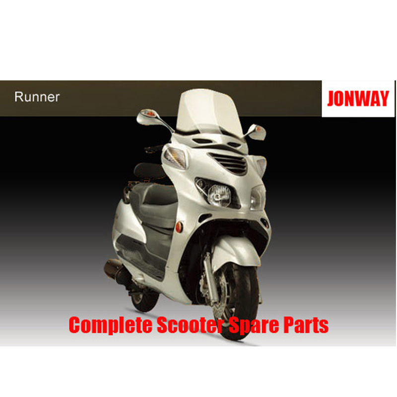 Jonway Runner Complete Scooter Spare Parts Original Spare Parts