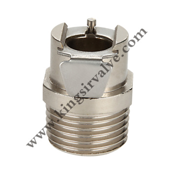 Nickel plated quick connector