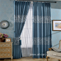 Anti-bacterial insulation heat proof curtains