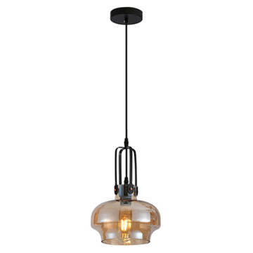 American style vintage bulbs antique glass pendant light