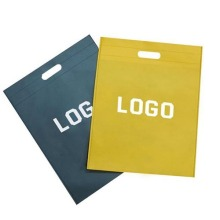 OEM manufacturer custom for Eco Non Woven Bag Die cut non woven bag for sale export to Tanzania Wholesale