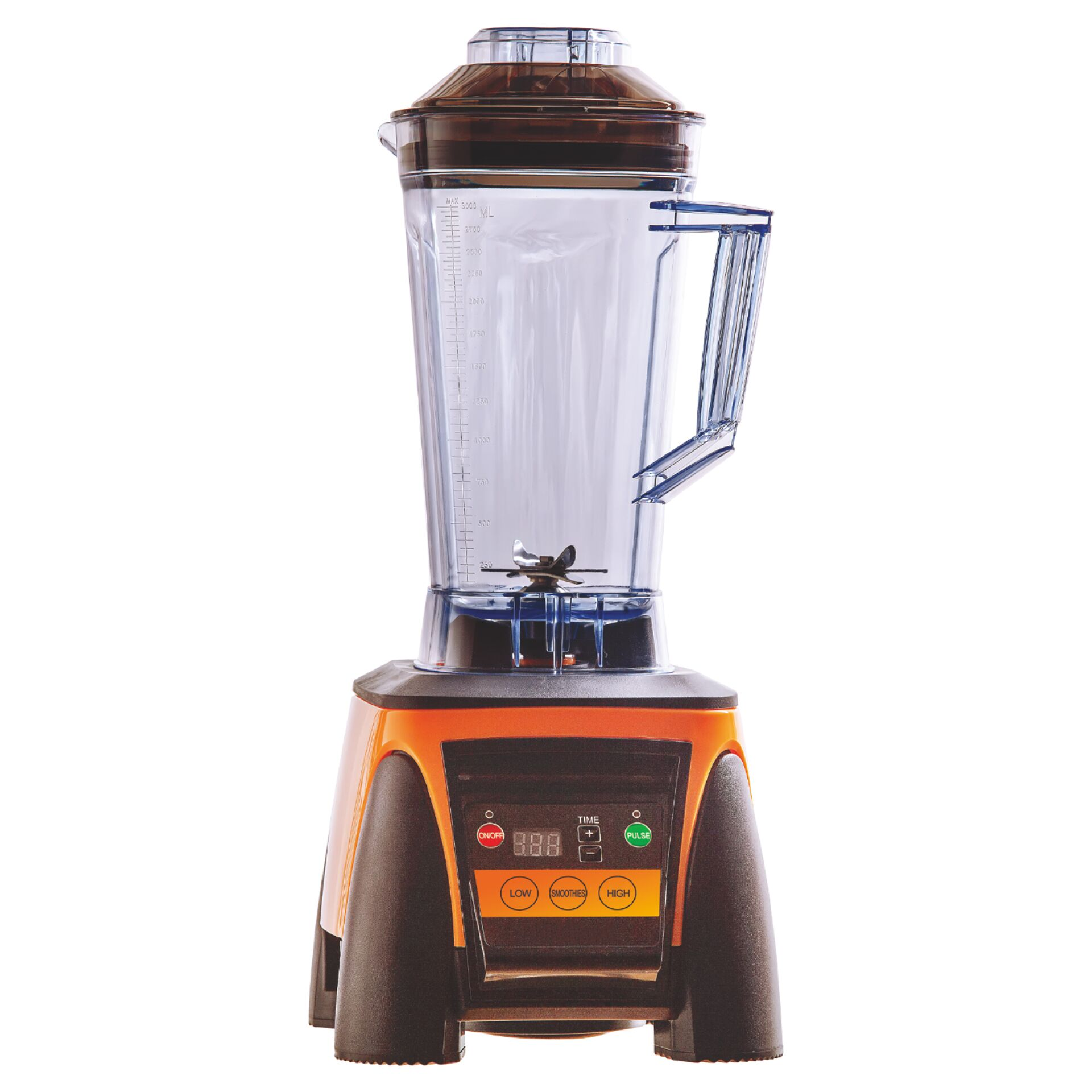 Flying new large commercial blenders