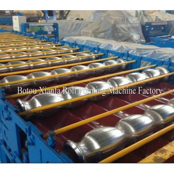 Automatic Double Deck Metal Roof Roll Forming Machine