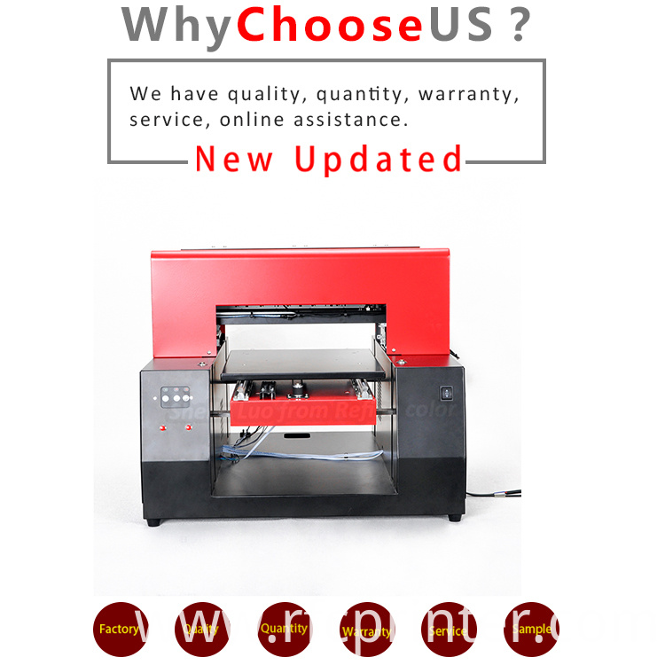 Personalized Custom Clothes Printing Machine