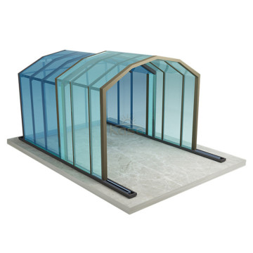 Philippine Glass Fabric Automatic Swimming Pool Cover Cost