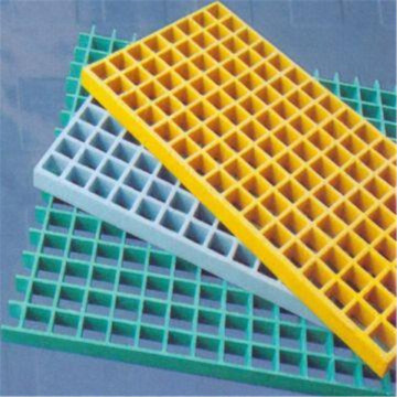 Factory supplied for frp molded grating fiberglass reinforced plastic tree protection grate grating supply to India Factory