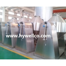 Double Cone Rotary Vacuum Drying Machine