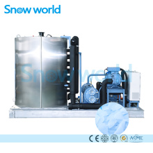 Snow world Marine Flake Ice Machine 20T