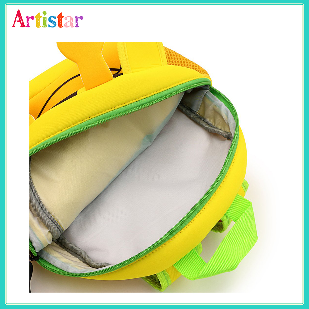 Cartoon Modelling Backpack 03 5