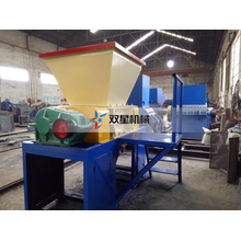 Waste Tire Shredder Machine Plant