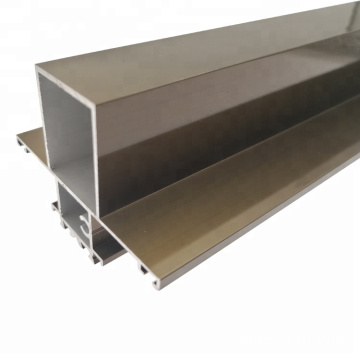 Electrophoresis Aluminum Profiles for Sliding Door Frames