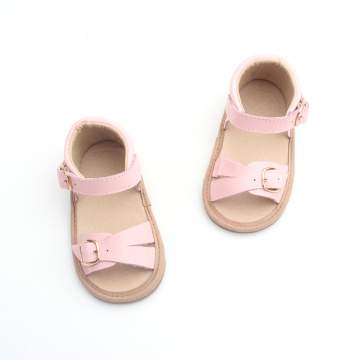 Pink Hard Sole Summer Shoes