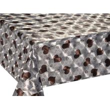 10 Years manufacturer for Double Face Printed Tablecloth Double Face Silver Gold Printed Tablecloth export to Armenia Manufacturers