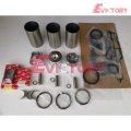 excavator 3TNV82 engine gasket bearing piston ring liner
