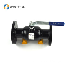 JKTL4W002 welded&flange standard floating stainless steel flanged ball valves
