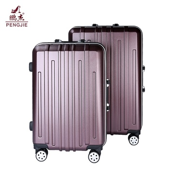 Customized hot new products pc luggage