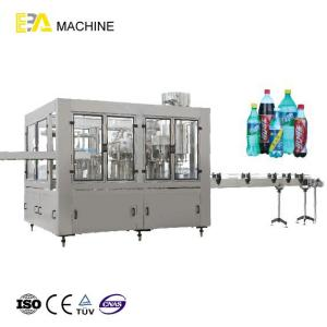 PET Bottle Soda Filling and Sealing Machine Price