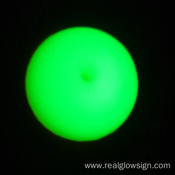Realglow Photoluminescent تجريبي Yellowgreen