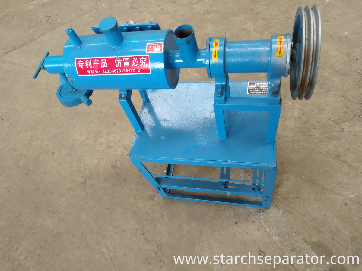 SMJ-50 type Pueraria starch self-cooking noodle machine