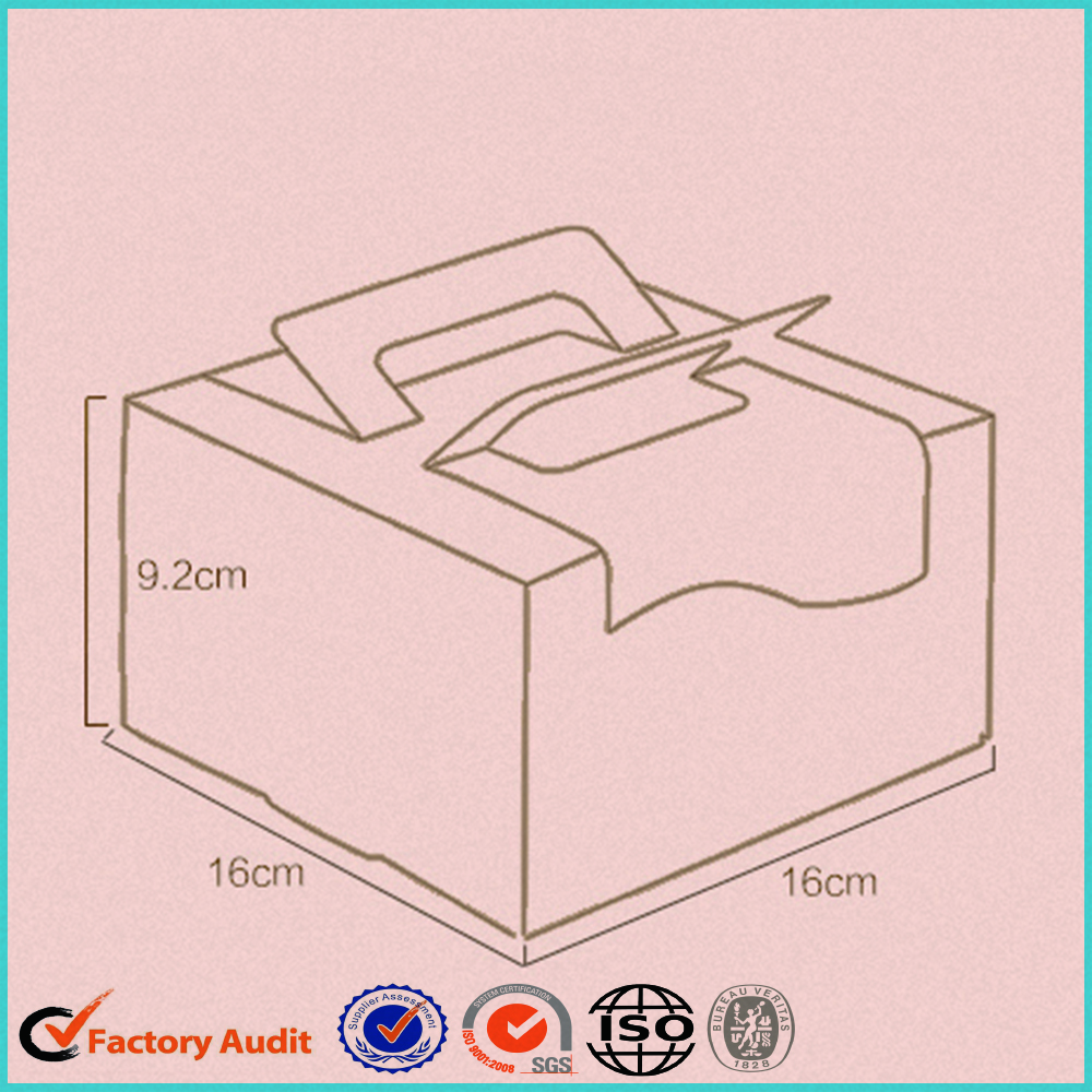 Craft Cake Box Zenghui Paper Package Co 2