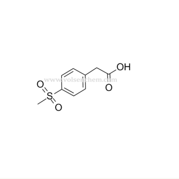 CAS 90536-66-6/[Etoricoxib Intermediates]4-Methylsulphonylphenylacetic acid