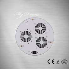 China OEM for Best Round Led Grow Light,Round Led Plant Lights,High Power Led Grow Lights,Control Led Grow Light Manufacturer in China LED 74.3W Red and blue grow light supply to Cocos (Keeling) Islands Wholesale