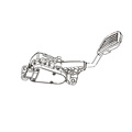 Accelerator Pedal Assembly For Great Wall Haval